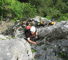 Kurz via ferrata Raxalpe